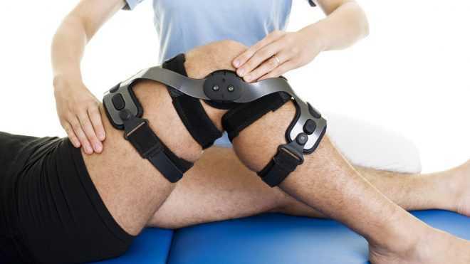 Реабилитация пациентов после протезирования коленного сустава