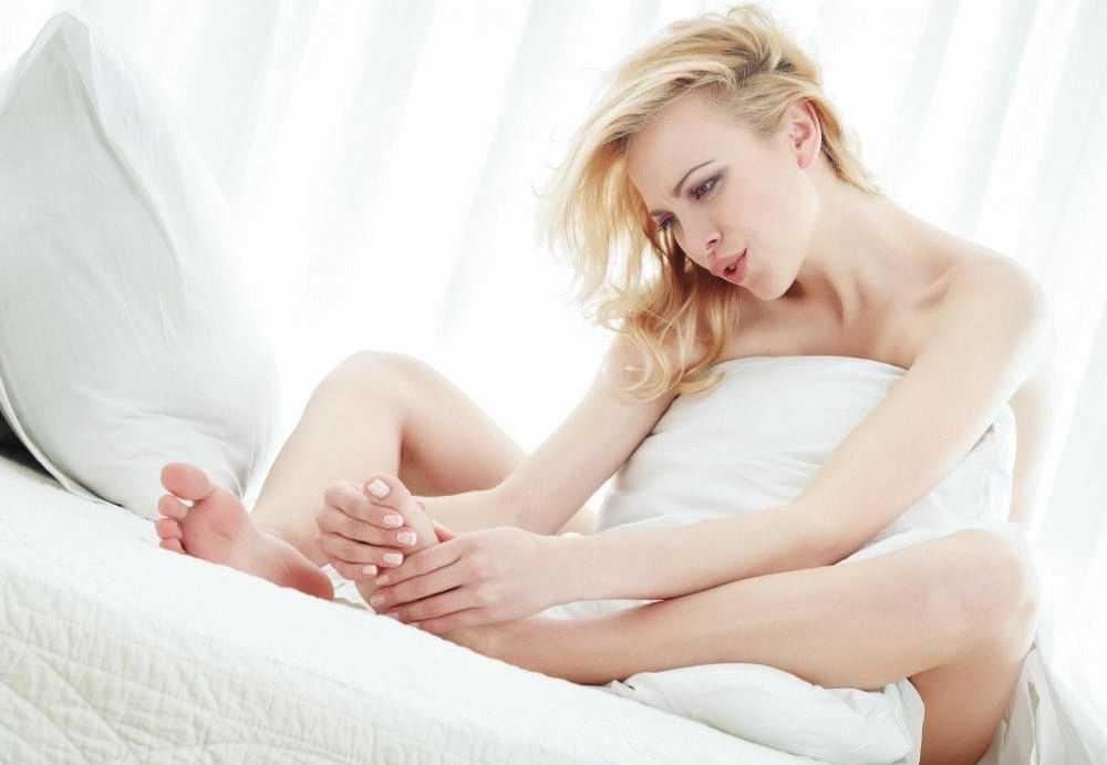 Косточка или деформация больших пальцев ног